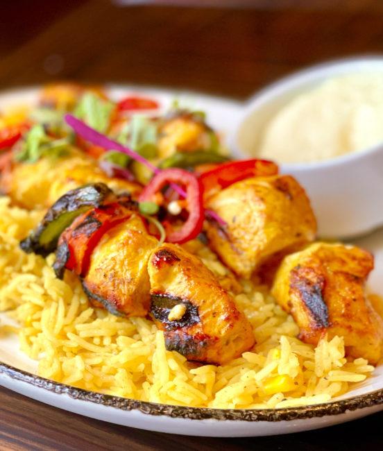 Chicken Kabobs $16